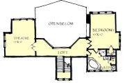 Craftsman Style House Plan - 3 Beds 3 Baths 3627 Sq/Ft Plan #921-24 Floor Plan - Upper Floor Plan