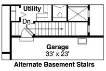 Ranch Floor Plan - Other Floor Plan Plan #124-833