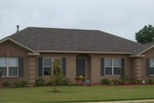 Home Plan - Traditional Exterior - Front Elevation Plan #63-282