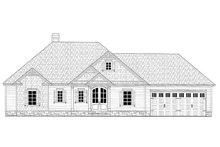 Home Plan - Front Elevation