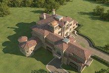 Dream House Plan - European Photo Plan #119-303