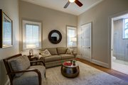Mediterranean Style House Plan - 3 Beds 3 Baths 2779 Sq/Ft Plan #930-480 Interior - Bedroom