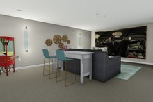 House Plan Design - Media Room