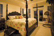 Mediterranean Style House Plan - 3 Beds 3.5 Baths 2374 Sq/Ft Plan #930-16 Interior - Master Bedroom