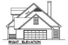 Country Exterior - Other Elevation Plan #40-180