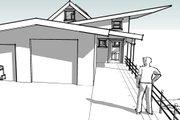 Modern Style House Plan - 4 Beds 4 Baths 2681 Sq/Ft Plan #902-4