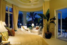 Architectural House Design - Mediterranean Interior - Master Bedroom Plan #930-190