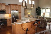 Country Interior - Kitchen Plan #932-2