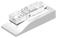 House Blueprint - Modern Exterior - Other Elevation Plan #497-59