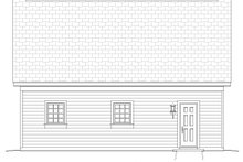 Country Exterior - Other Elevation Plan #932-242