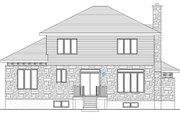 Modern Style House Plan - 3 Beds 1.5 Baths 2072 Sq/Ft Plan #138-356