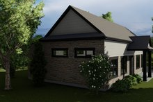 Dream House Plan - European Exterior - Other Elevation Plan #1060-73