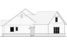 Farmhouse Exterior - Other Elevation Plan #430-231