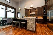 Craftsman Interior - Kitchen Plan #70-1486