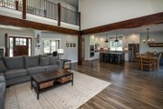 Contemporary Style House Plan - 4 Beds 2.5 Baths 3164 Sq/Ft Plan #1070-81 Photo
