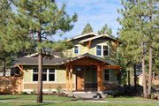 Craftsman Style House Plan - 4 Beds 3 Baths 1940 Sq/Ft Plan #434-16 Photo