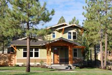 Home Plan - Craftsman Photo Plan #434-16