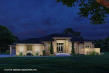 House Plan Design - Modern Exterior - Other Elevation Plan #930-518