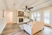 Traditional Style House Plan - 4 Beds 2 Baths 2095 Sq/Ft Plan #430-228
