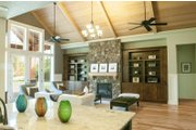 Craftsman Style House Plan - 3 Beds 2.5 Baths 2735 Sq/Ft Plan #48-542 Interior - Other