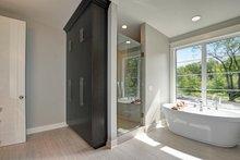 Architectural House Design - Traditional Interior - Master Bathroom Plan #928-329