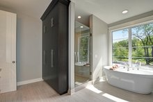 Dream House Plan - Traditional Interior - Master Bathroom Plan #928-329