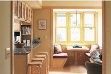 Prairie Interior - Family Room Plan #454-1