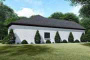 Traditional Style House Plan - 3 Beds 2 Baths 1775 Sq/Ft Plan #923-145 Exterior - Other Elevation