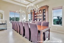 European Interior - Dining Room Plan #930-505