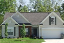 Architectural House Design - Traditional Photo Plan #453-66