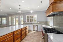 Dream House Plan - Farmhouse Interior - Kitchen Plan #63-430