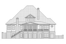 House Plan Design - Colonial Exterior - Front Elevation Plan #1054-29