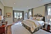 Craftsman Style House Plan - 4 Beds 5.5 Baths 3878 Sq/Ft Plan #927-5 Interior - Master Bedroom