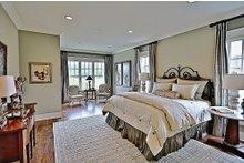 Craftsman Interior - Master Bedroom Plan #927-5