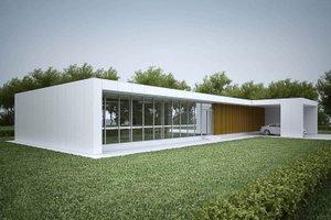 House Design - Modern design, elevation