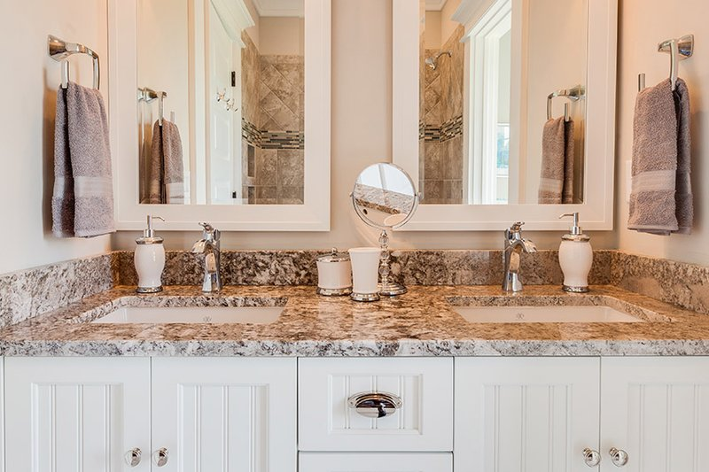 Craftsman Interior - Bathroom Plan #929-839 - Houseplans.com