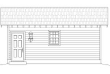 Country Exterior - Other Elevation Plan #932-155