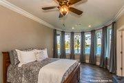 European Style House Plan - 3 Beds 3.5 Baths 3874 Sq/Ft Plan #929-929 Interior - Master Bedroom
