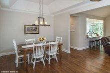 Ranch Interior - Dining Room Plan #929-881