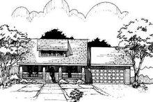 House Design - Bungalow Exterior - Front Elevation Plan #50-223
