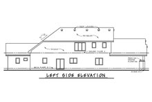House Plan Design - European Exterior - Other Elevation Plan #20-2437