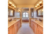 Country Style House Plan - 3 Beds 3.5 Baths 4568 Sq/Ft Plan #124-967 Photo
