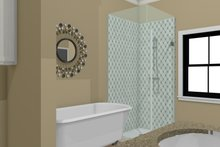 Craftsman Interior - Master Bathroom Plan #44-235