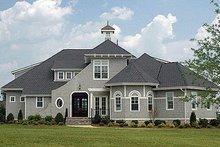 Dream House Plan - European Photo Plan #413-119
