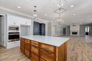 Farmhouse Style House Plan - 4 Beds 4.5 Baths 3860 Sq/Ft Plan #63-430 Interior - Kitchen