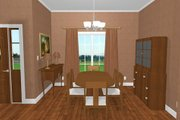 Ranch Style House Plan - 3 Beds 2 Baths 1787 Sq/Ft Plan #56-141 Photo
