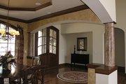 European Style House Plan - 4 Beds 4.5 Baths 5051 Sq/Ft Plan #453-90