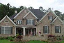 Dream House Plan - European Exterior - Other Elevation Plan #54-167