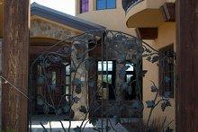 House Plan Design - Mediterranean Exterior - Other Elevation Plan #892-5