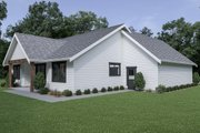 Craftsman Style House Plan - 3 Beds 2 Baths 1522 Sq/Ft Plan #1070-63